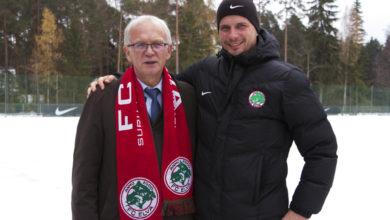 Photo of VIDEO: Riigikogu esimees Eiki Nestor külastas Nike Arena Elvat ja tutvus FC Elva hetke olukorraga