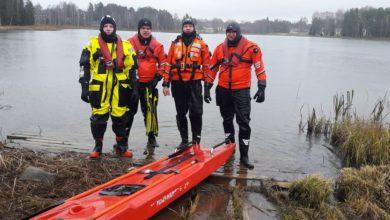 Photo of PILTUUDIS: Elva komando ja Rõngu vabatahtlike pinnaltpäästjate õppus Arbi järvel