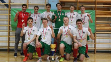 Photo of FC Elva Indoor Cup täies hoos.