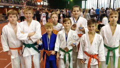 Photo of Neli pronksi Tallinnas toimunud judoturniirilt!