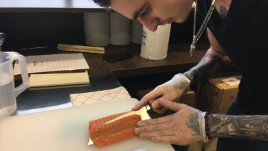 Photo of HETK: Elvas rulliti esimene Sushi