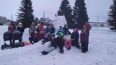 Photo of Rannus toimus lumekujude ehitamine