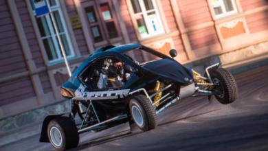 Photo of Rally Estonia Elva linnakatse eel saab näha atraktiivset crosskartide võistlust