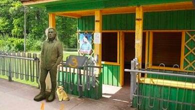 Photo of Peedule planeeritakse Tõnis Mägi skulptuuri