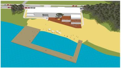 Photo of Verevi rannaala detailplaneeringu eskiislahendus tuleb avalikule väljapanekule