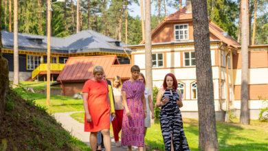 Photo of Pressiteade: President Kersti Kaljulaid külastas täna Elva Laste- ja Perekeskust