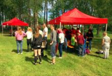 Photo of Lastekaitsepäev Aakre lauluväljakul