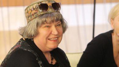 Photo of Juba varsti Elvas teatrimaailma grand old lady – Maria Klenskaja