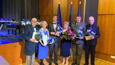 Photo of Elva vald andis vabariigi aastapäeval üle kolm teenetemärki
