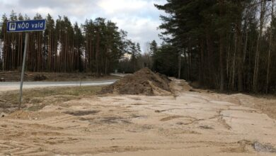 Photo of Elva ja Nõo vahelise kergliiklustee ehitus algab juunis
