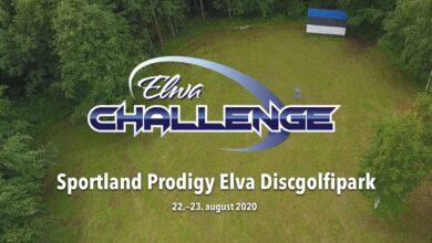 Photo of Sel nädalavahetusel toimub Elvas taas Lõuna-Eesti suurim kettagolfivõistlus