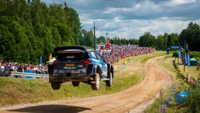 Photo of Rally Estonia infopunkt on alates teisipäevast avatud Tartu Ülikooli spordihoones
