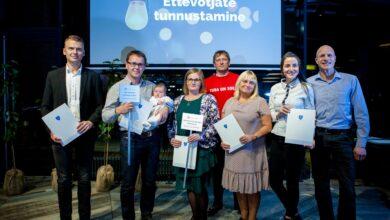 Photo of Elva vald tunnustas ettevõtlusvaldkonna silmapaistvamaid tegijaid