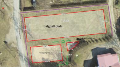 Photo of Elva valla kaasava eelarve hääletusel oli võidukas Rämsi küla spordiväljak