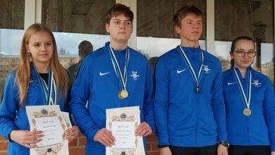 Photo of Eesti B-klassi meistrivõistlustelt Põlvas said Elva noored laskurid 1 kuld ja 5 pronksmedalit