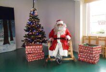 Photo of Motoklubi Sassis Sandid jagas Rannu lasteaias jõulupakke