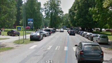 Photo of Elvas algkooli lähedal sõitis auto ülekäigurajal lapsele otsa