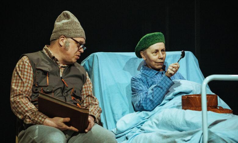 """Photo of Rakvere teater """"Kõike head, vana toriseja"""" Rannu rahvamajas 1. oktoobril"""